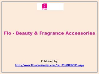 Beauty & Fragrance Accessories
