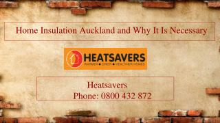 Home Insulation Auckland