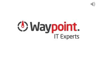 Small Business IT Security | Waypoint