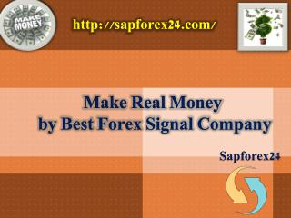 ForexSignalCompany | ComexTradingSignal | Sapforex24