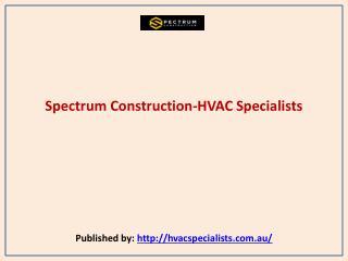 HVAC Specialists