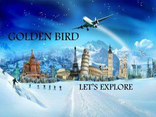 GoldenBird Travels - Best Tourist Destinations in India