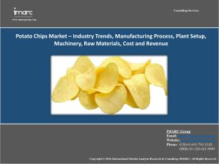 Global Potato Chips Market Report 2016-2021