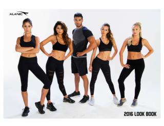 Alanic Retail: Online Yoga Clothing