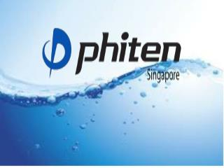 Phiten water charger