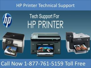 HP Printer Technical Support 1-877-761-5159