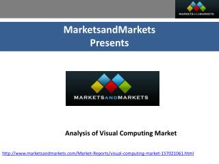 Visual Computing Market Industry Trends