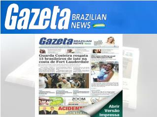 Best Brazilian Newspaper Services in Florida
