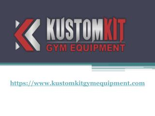 Weightlifting Equipment - kustomkitgymequipment.com