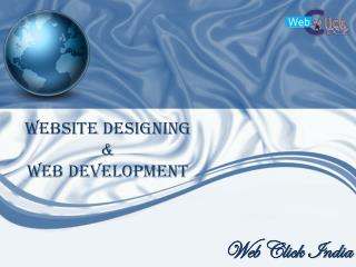 E Commerce Web Designing Company in Delhi