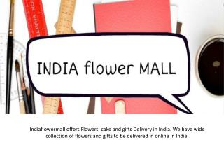 India Flowers Mall