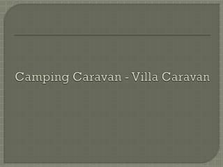 Caravan sales Western Australia