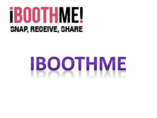 Photo Booth Service to make your event memorable