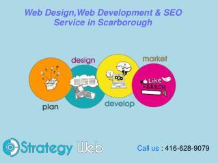 Affordable Web Design & development in scarborough