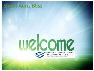 Sheth Auris bliss