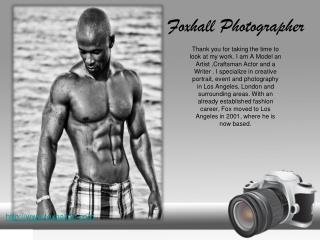 Foxhall Photographer