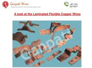 A look at the Laminated Flexible Copper Wires