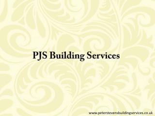 Loft Conversions In Richmond - PJS Building Services