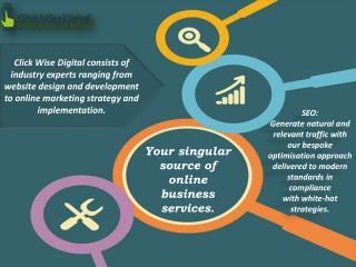 Search Engine Optimization Services London