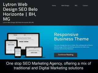 Professional Web Design Company in BH