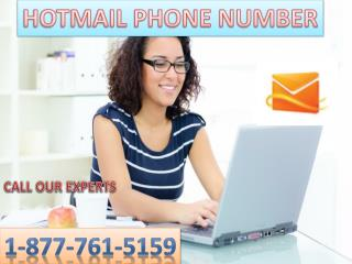 Free to call on Hotmail Phone Number call 1-877-761-5159