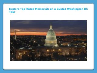 Washington DC Sightseeing Tours