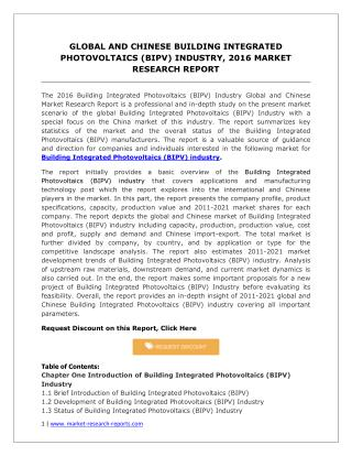 Building Integrated Photovoltaics (BIPV) Market Analysis Based on Regional and Country Forecasts 2021