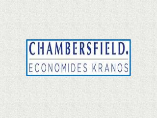 Chambers Field Economides Kranos
