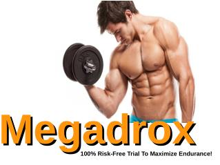Megadrox is a muscle building dietary supplement that promises to build stronger, bigger,