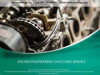 Cummins Engine Parts Suppliers