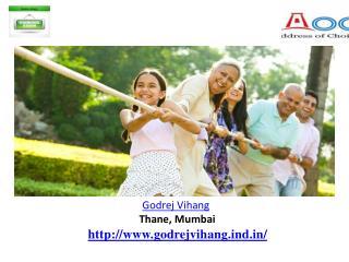 Godrej Vihang Mumbai Residences - 3BHK in Mumbai