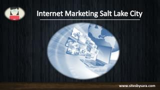 Internet Marketing Salt Lake City
