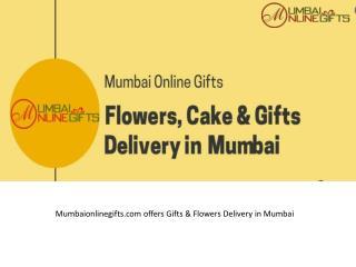 Mumbai Online Gifts