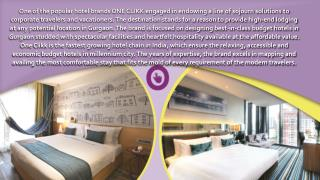 Hotel Booking in Gurgaon