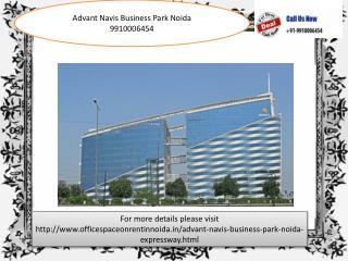 advant navis business park sector 142 noida