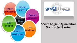 Search Engine Optimization Services In Houston