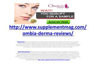 Ombia Derma