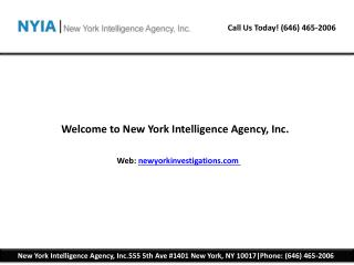 Private investigator brooklyn