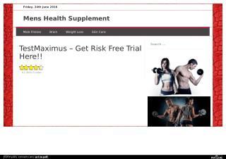 http://www.menshealthsupplement.info/testmaximus/