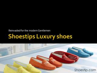 Shoestip Luxury shoes