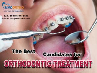 The Best Candidates for Orthodontic Treatment