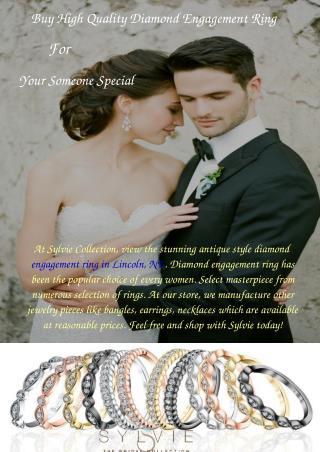 Diamond Engagement Rings Lincoln NE