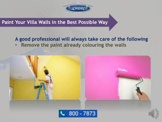 Best Apartment Painting Service in Dubai