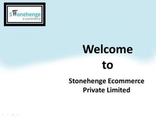 A Brief Intro on Stonehenge Ecommerce Private Limited
