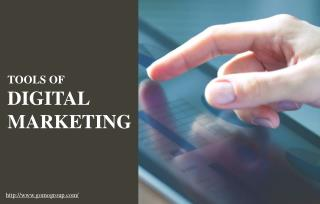 Useful tools for digital marketing
