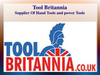 Distributor of top brand power tools and accessories