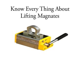 Know Every Thing Lifting Magnate