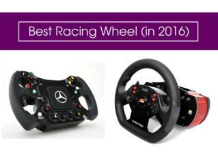 Best Racing Wheel in 2016