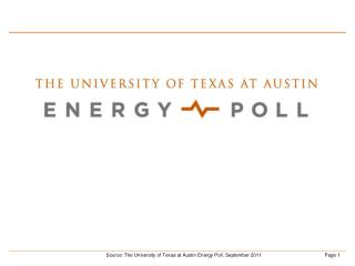 Energy Poll Background