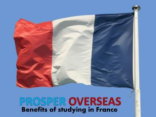 Study In France, Study Abroad France